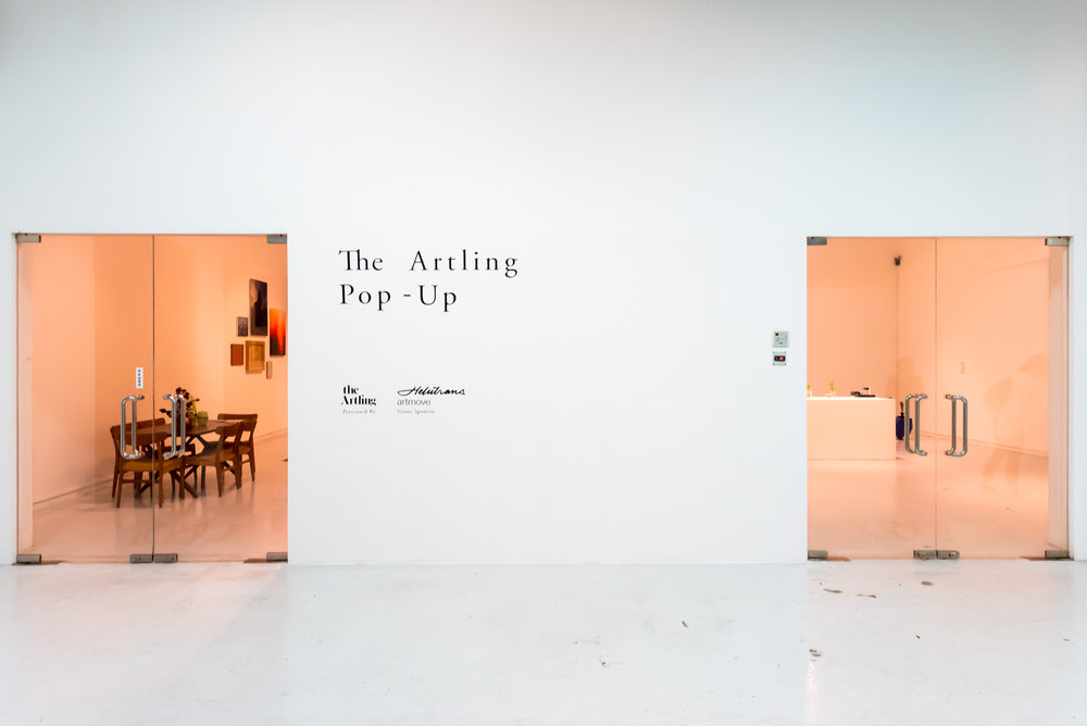 The Artling Pop-Up 2017 Opening Night