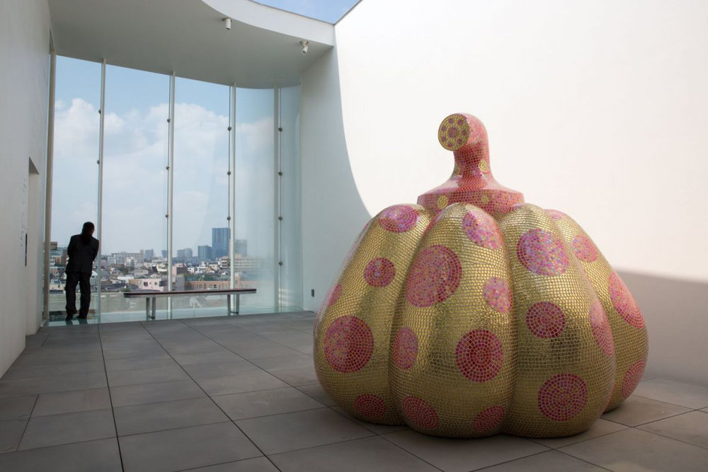 Yayoi Kusama Museum Opens Its Doors In Tokyo This Month