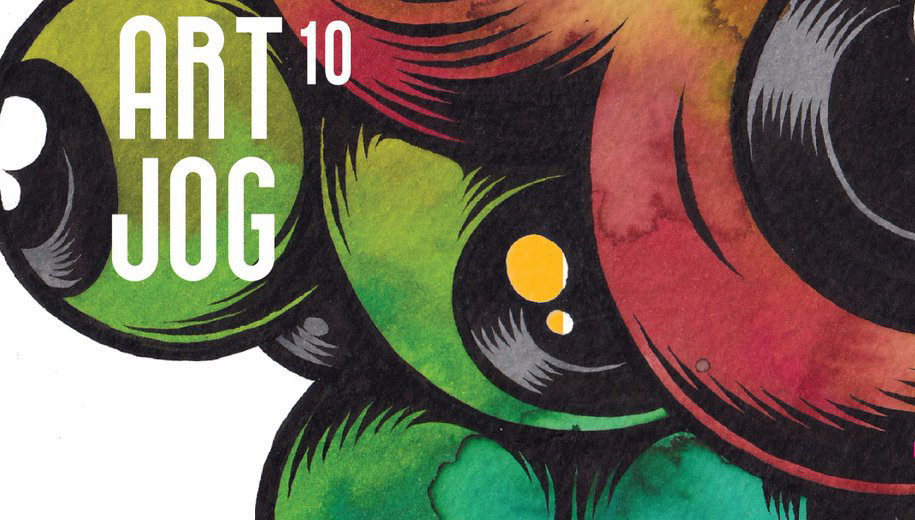 Here's What to Expect at ART|JOG 10