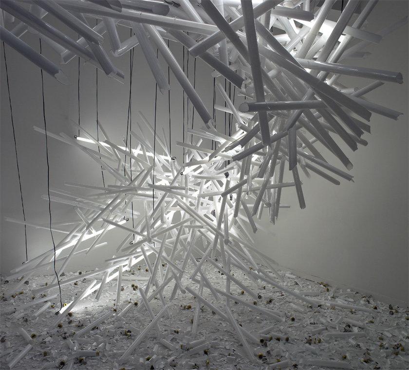 The Magical Light Installations of Hitoshi Kuriyama