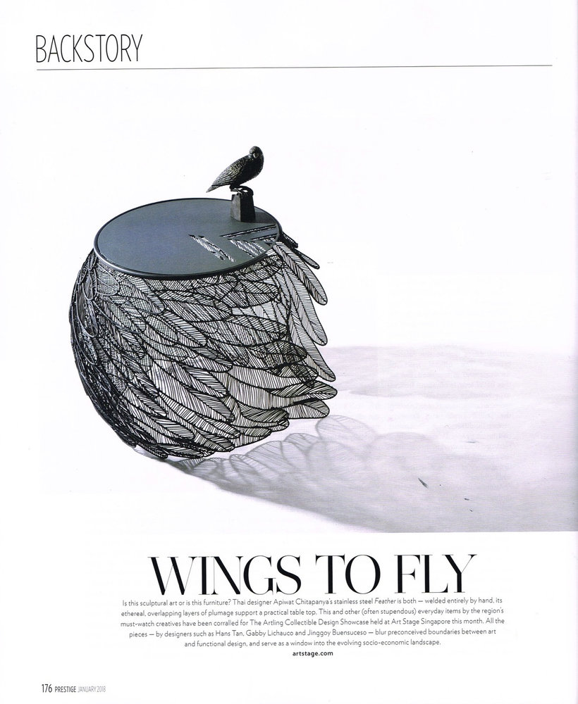 Backstory: WINGS TO FLY