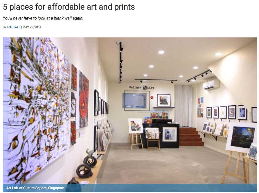 5 places for affordable art and prints